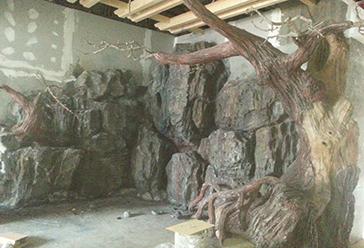 假山假石——兰州假山假树工程