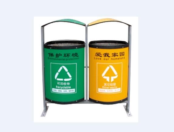 南宁环卫垃圾桶批发 环保分类垃圾桶-258