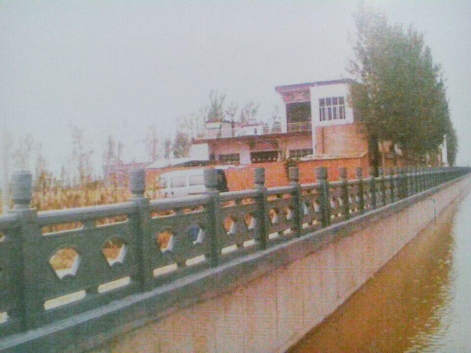 河堤护栏生产厂家
