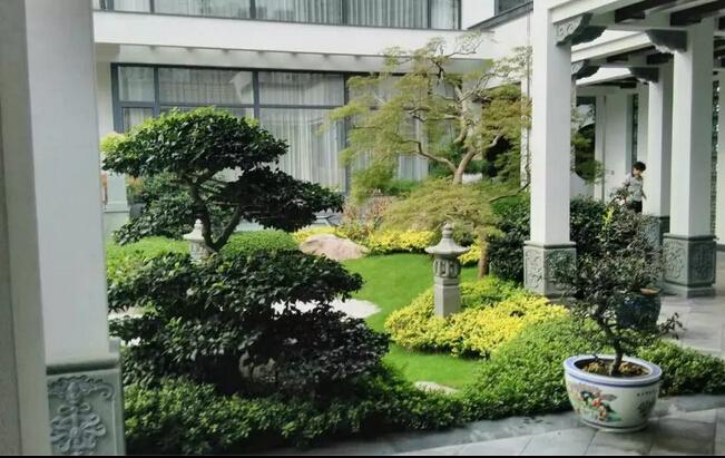 广西私家庭院景观设计找华爵园林