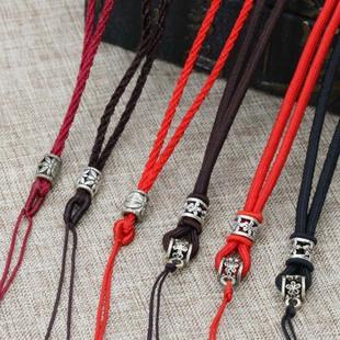珠宝吊坠绳首饰绳精致吊坠挂绳珠宝绳挂件绳批发定制脖子绳