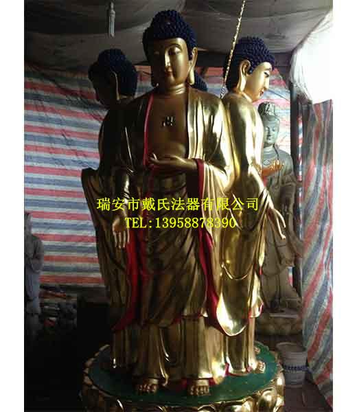戴氏法器厂_优质9.9米露天铜佛像厂家|定制佛教佛像价格如何