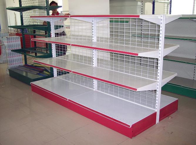 优质仓储货架尽在华和超市设备 信誉好的仓储货架