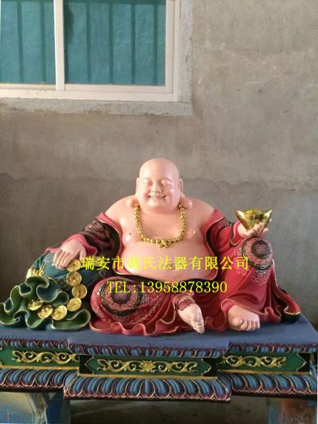 物美价廉的弥勒佛铜像_出售浙江大肚弥勒佛