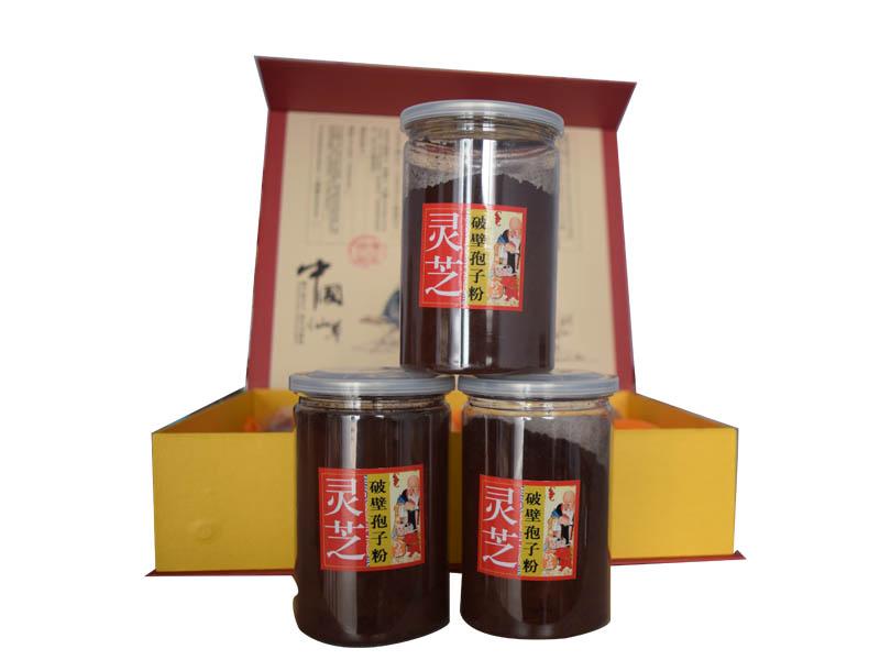 靈芝破壁孢子粉禮盒供應-供應淄博報價合理的靈芝孢子粉