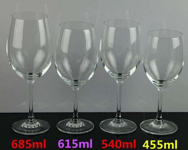 一级的红酒杯专卖 供应逊洁环保价格划算的无铅水晶红酒杯图片