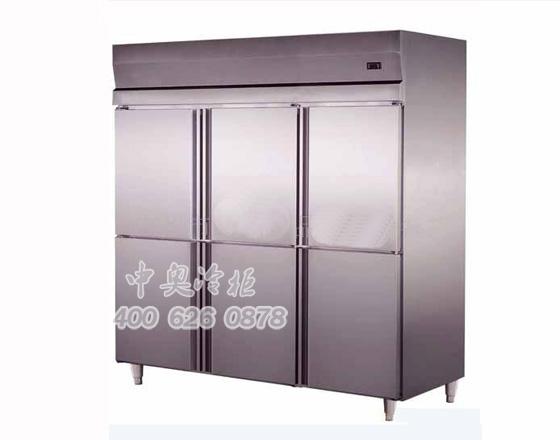 不锈钢厨房冷柜