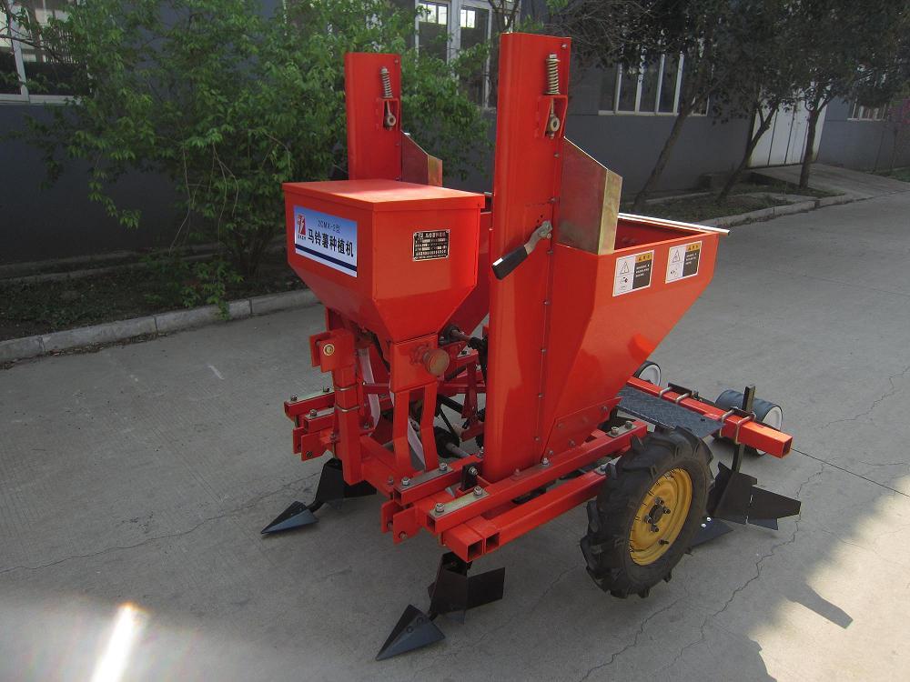 昌远富邦2CMX-2型马铃薯种植机