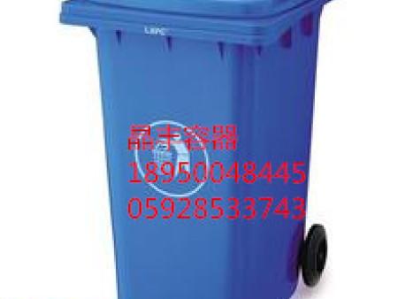 农村垃圾桶