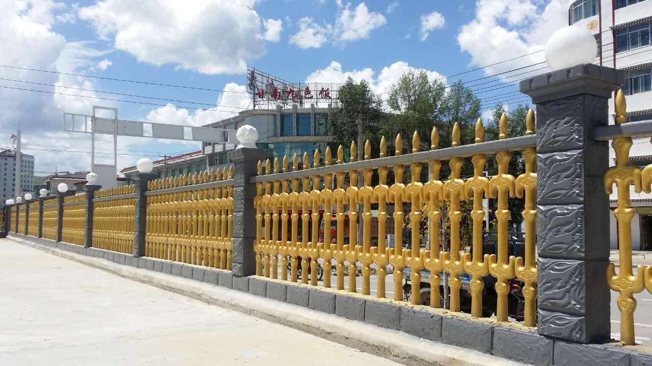 五家渠藝術圍欄_甘南藏族自治州高性價藝術圍欄哪里有供應