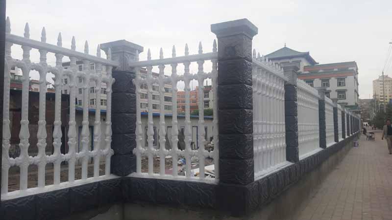 蘭州藝術圍欄-安多建材公司出售實用的藝術圍欄