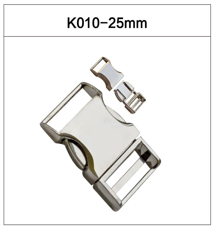 【廠家供應】***箱包金屬插扣1.5-5CM 安全扣。調節扣
