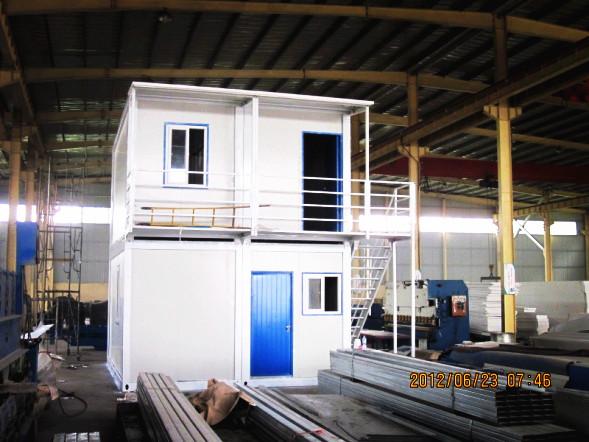 专业的折叠房屋,买折叠集装箱就选易折叠