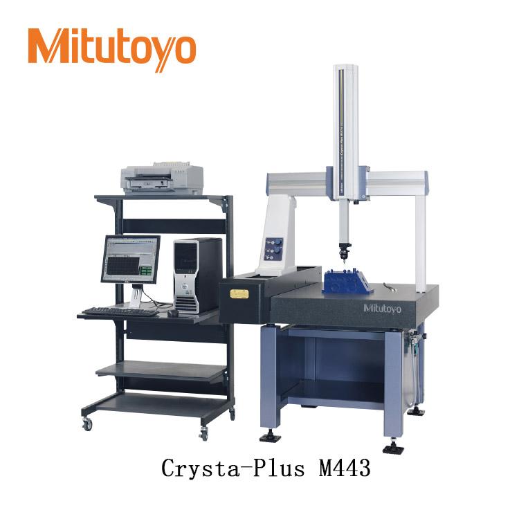 精品推荐日本三丰Crysta-Plus M手动型三坐标测量机
