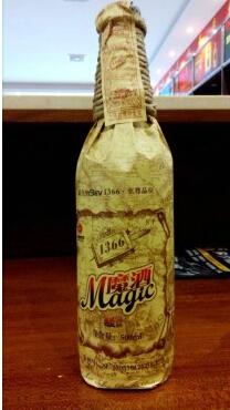英博双鹿魔酒330