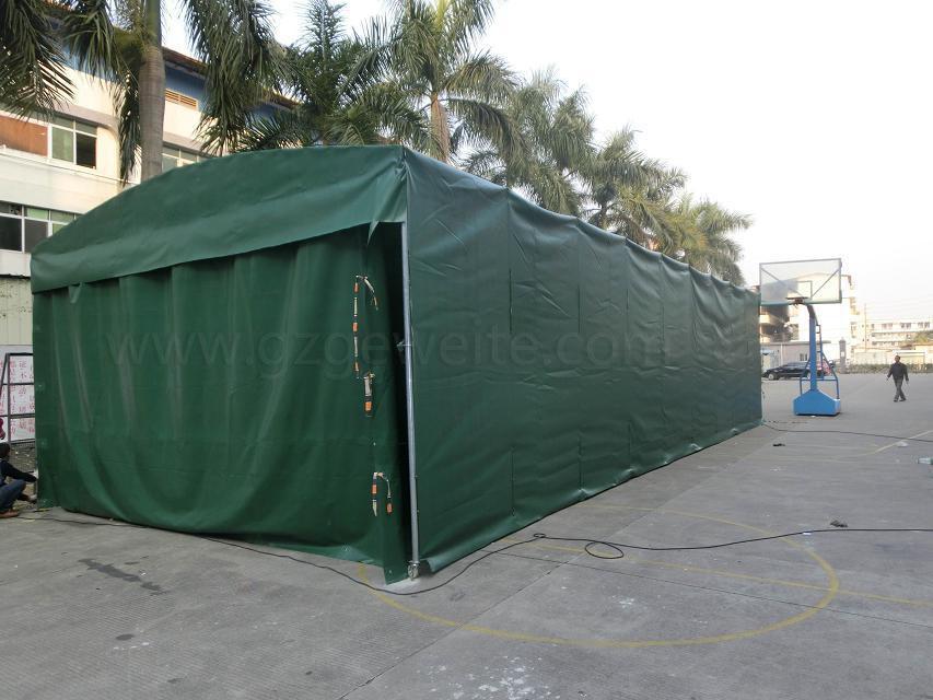 帐篷制作 哪里买推拉帐篷实惠