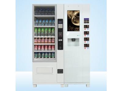 【明众达】并柜式自动售饮料咖啡机