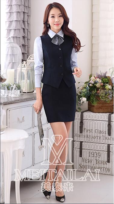 双流职业装套装定做_职业女装市场行情