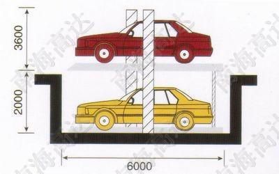 福州品牌好的立体车库厂商——福建停车系统