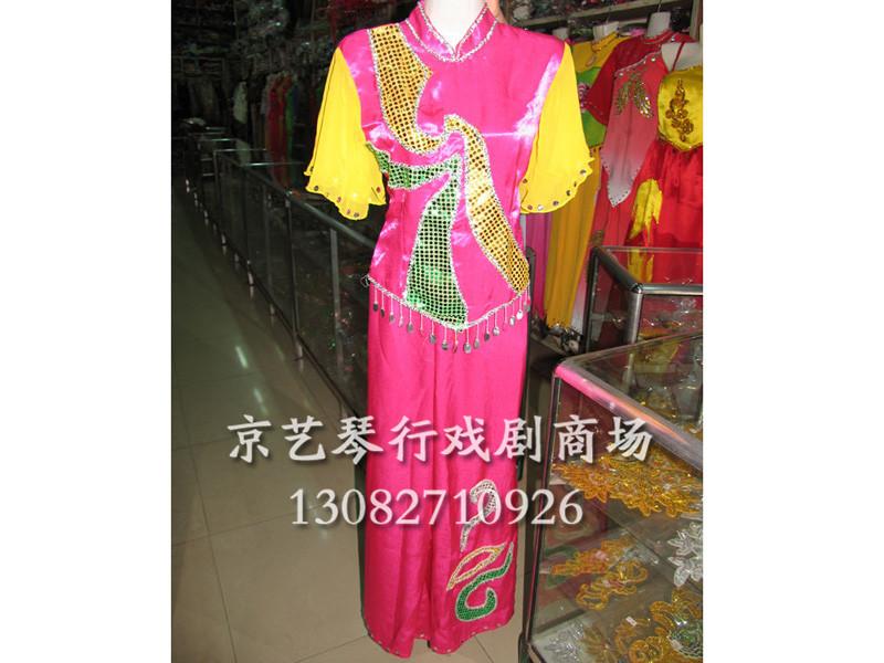 信誉好的民族服装制造商-民族舞蹈服饰厂家