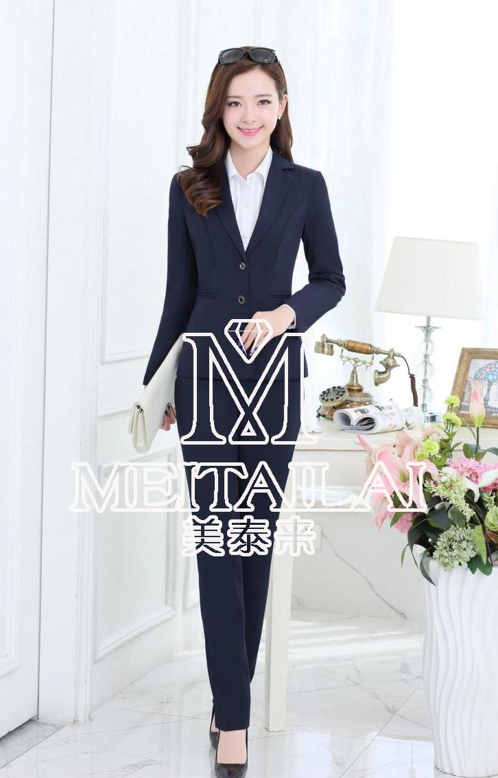 四川前衛職業女裝——職業女式套裝定做低價批發