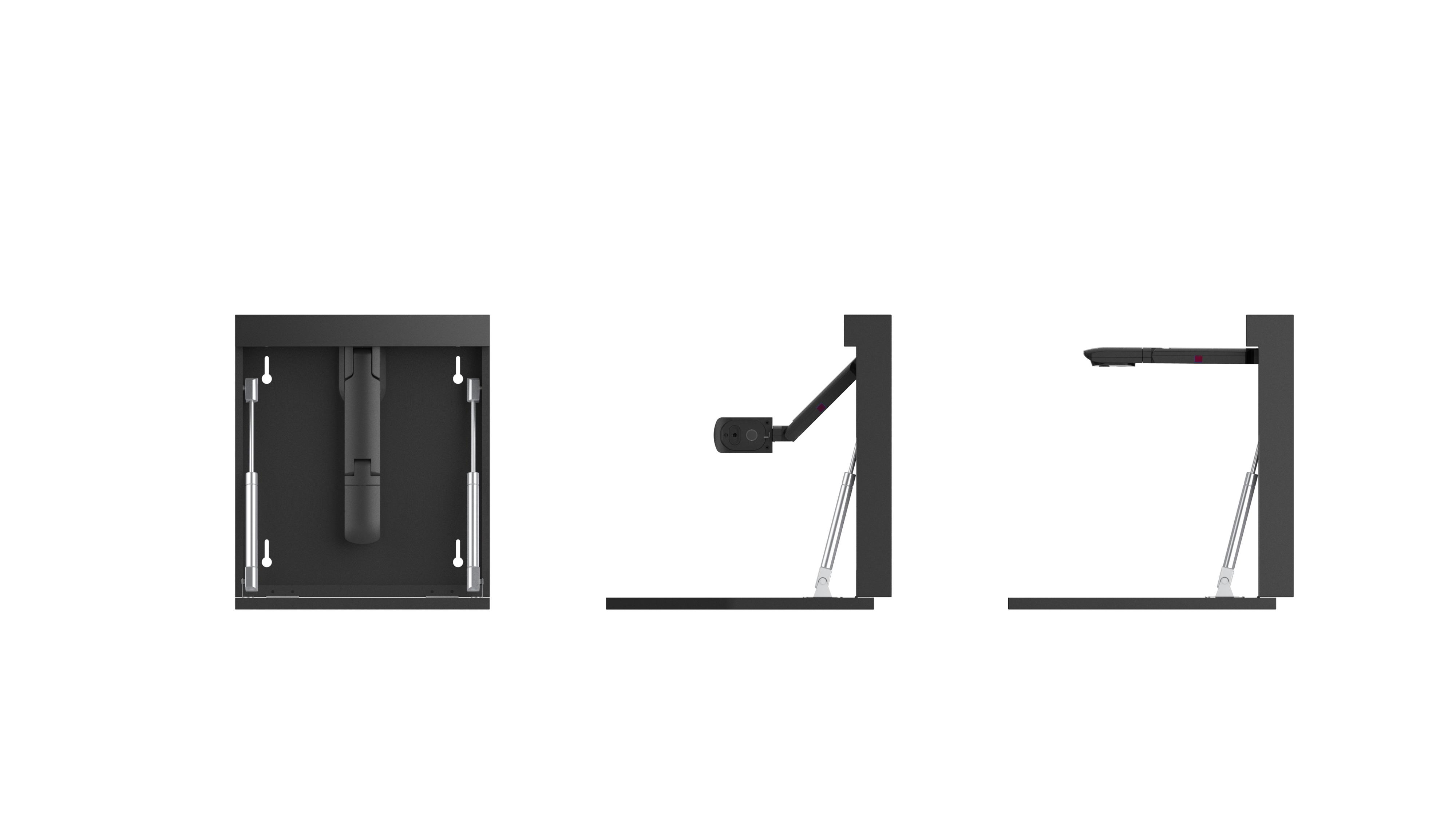 福建品质壁挂展台供应——壁挂展台订做