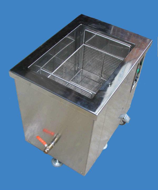 三槽式超声波清洗机
