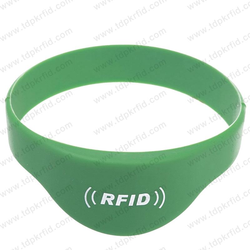 RFID硅胶腕带    TDPK-GJ013