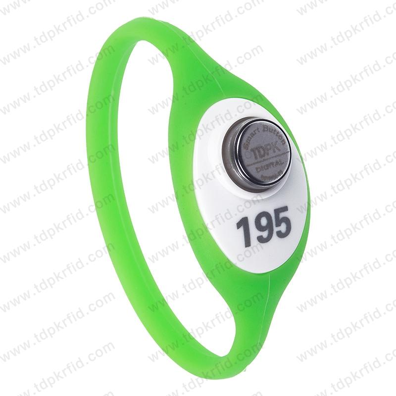 RFID塑膠腕帶  RFID塑膠腕帶廠家
