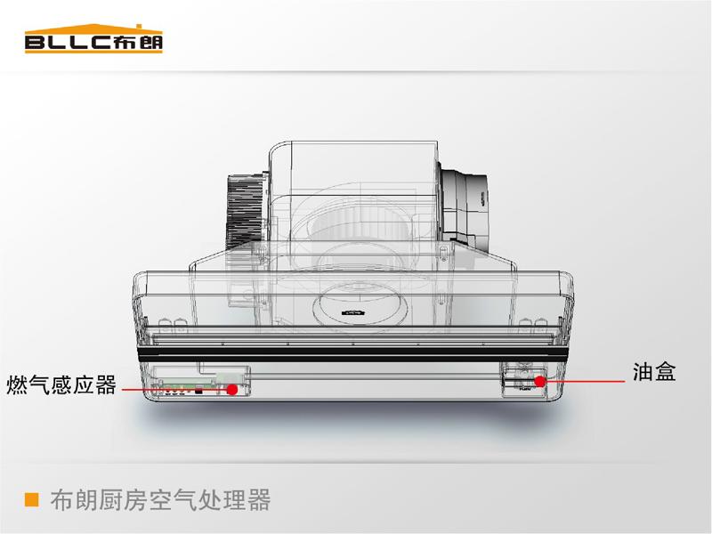 隴南廚房空氣處理器 西部眾邦廚房空氣處理器作用怎么樣