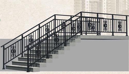 供应不锈钢楼梯扶手 实用性扶手定制