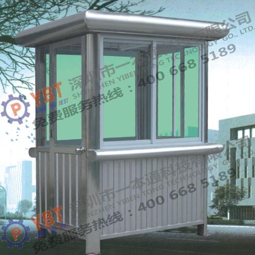 價位合理的不銹鋼扣板崗亭B6品牌推薦-博羅不銹鋼崗亭