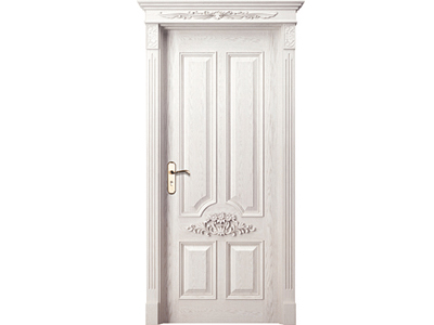 实木门的价格范围如何,金昌烤漆门