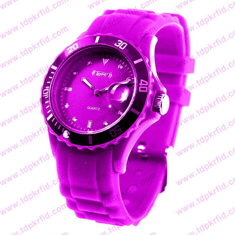 RFID手表腕带  RFID手表腕带厂家