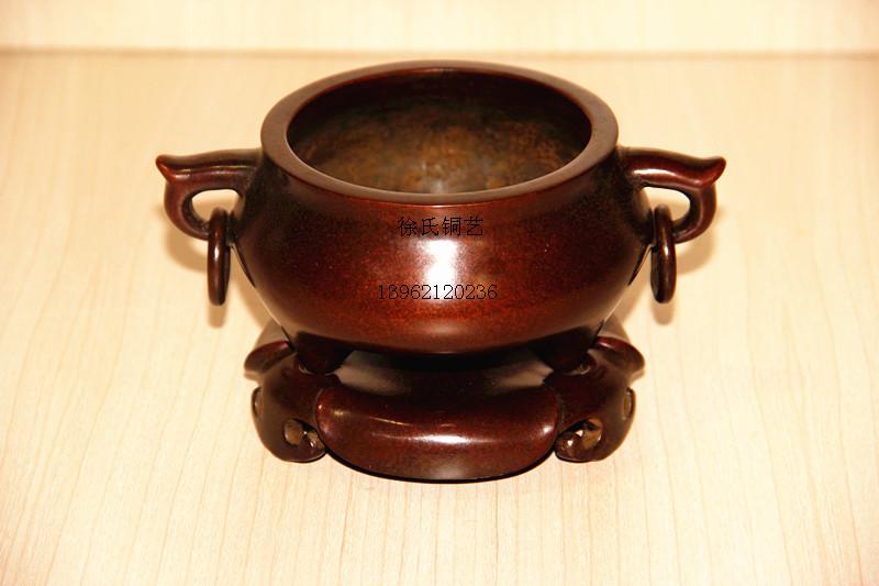 苏州铜香炉