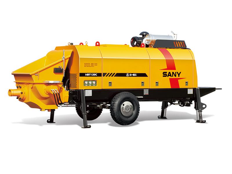 混凝土送送泵租赁-中联泵
