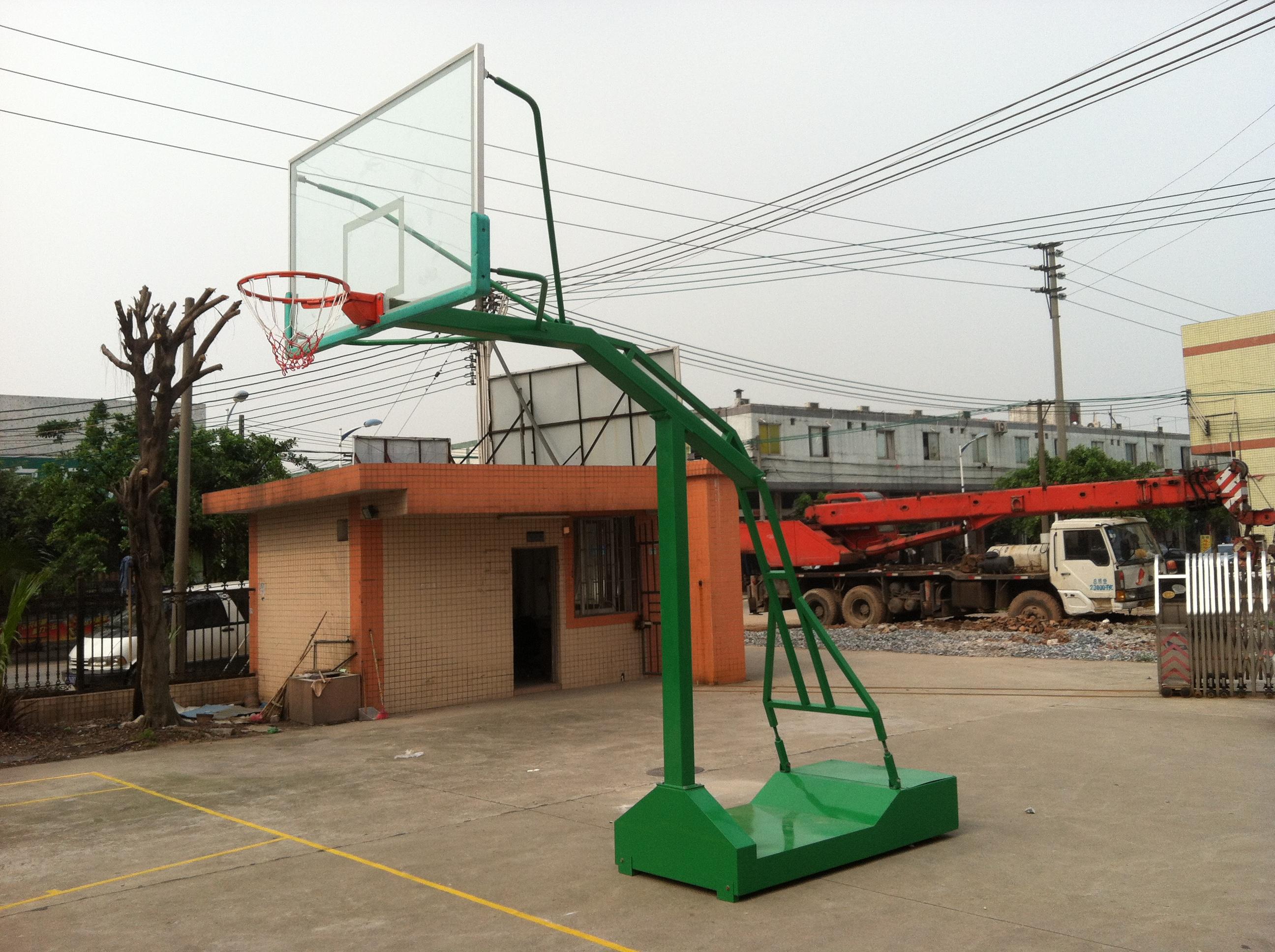 移动篮球架 埋地式篮球架