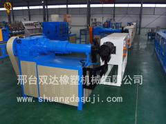 (双达机械)长期供应三复合硅胶管挤出机