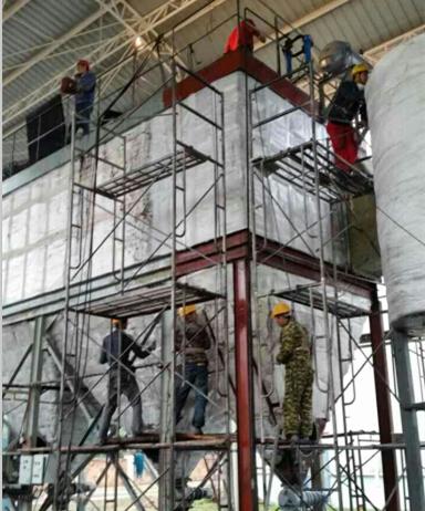 广西力森热能工业布袋除尘器供应