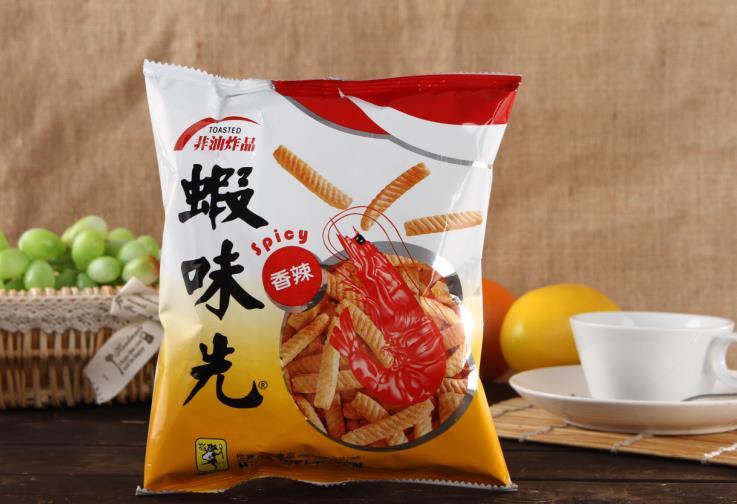 厦门裕荣虾味先专业供应|台湾进口食品虾味先哪家买
