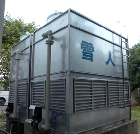 钛管冷却器钛管冷却塔