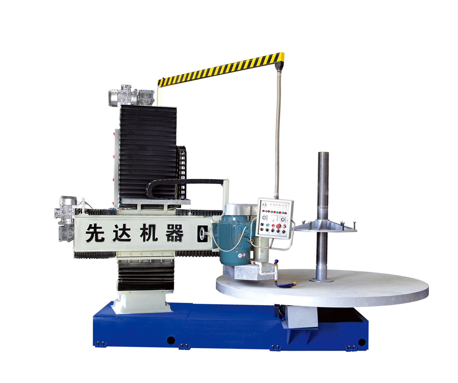 ZMFX-2500 柱座柱帽电脑自动多功能仿型切割机