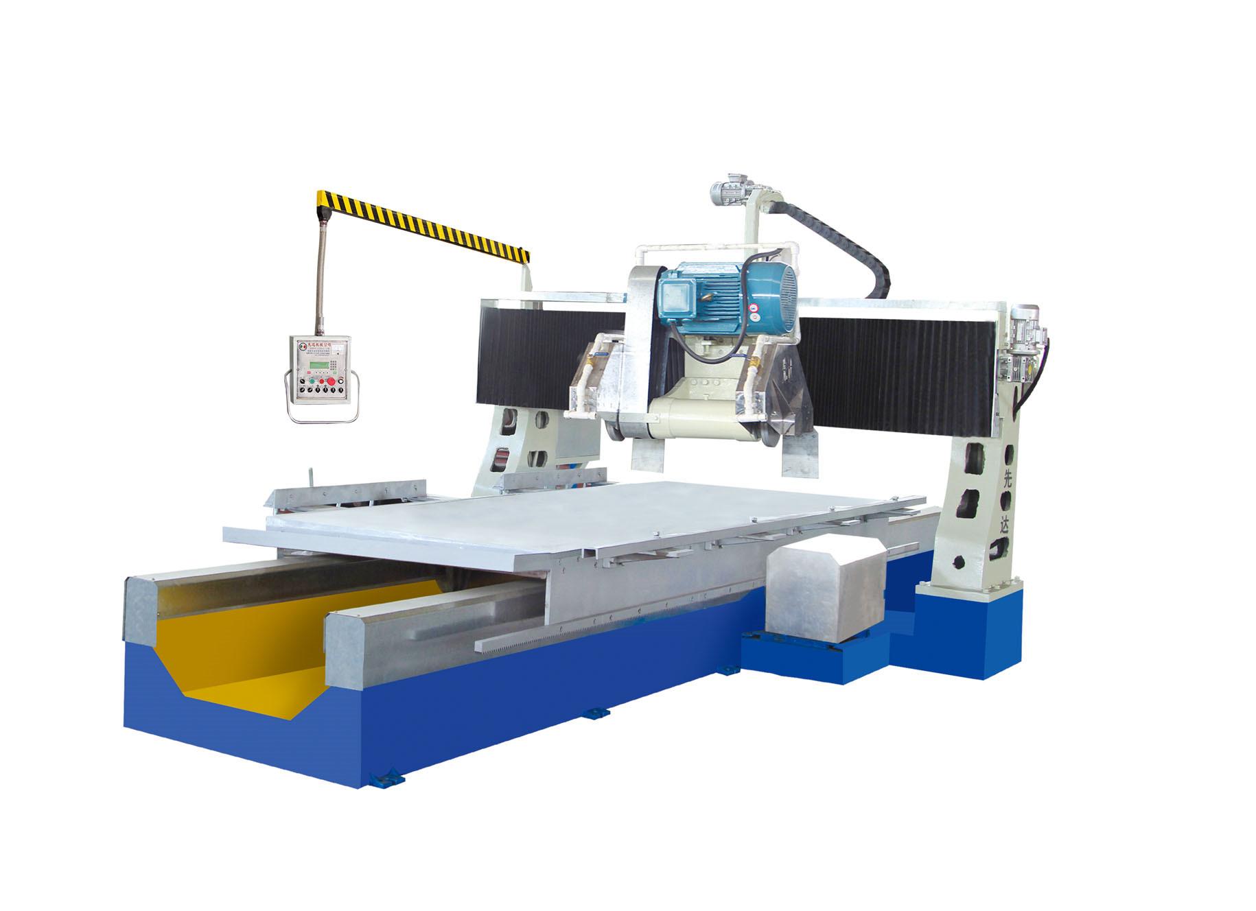 DNXF-1800 龙门电脑自动多功能仿型线条切割机