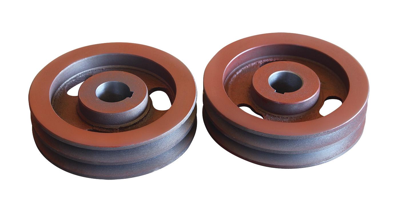 厂家供应实心皮带轮——专业的标准实心皮带轮【供应】