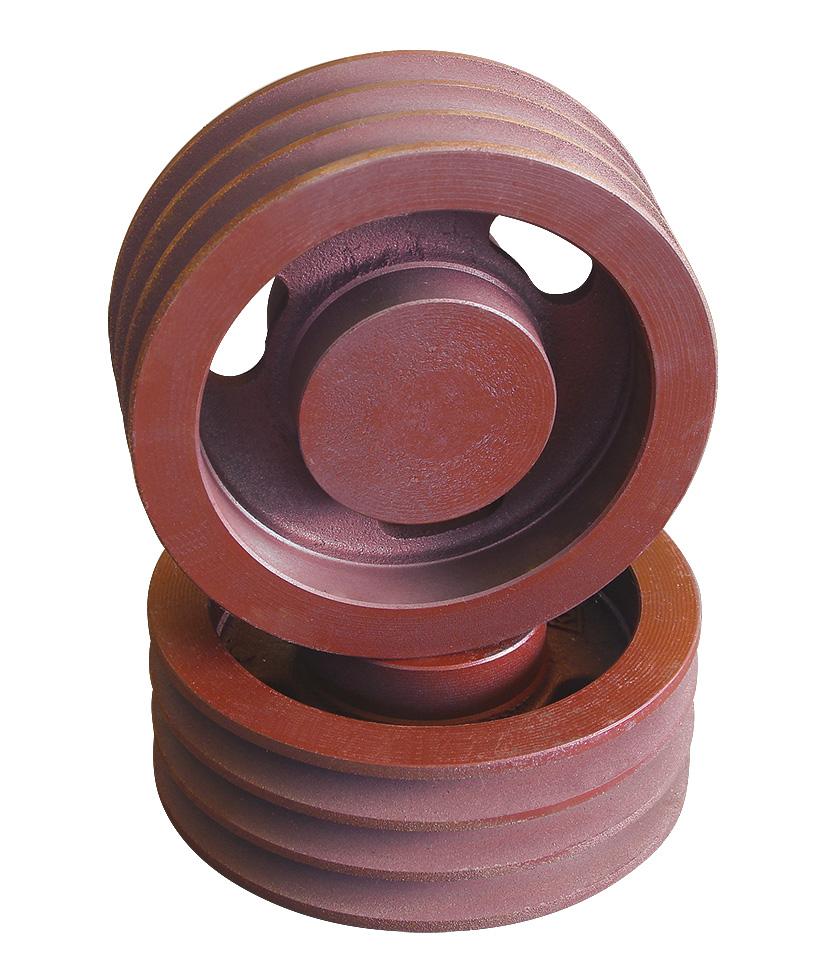 变速国标皮带轮_上等国标皮带轮大成铸造供应
