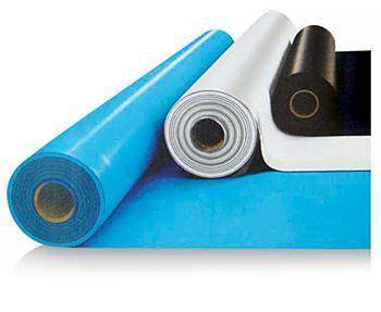氯化聚乙烯彩色离分子防水卷材