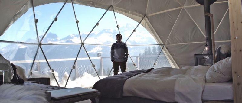 环球特色帐篷酒店