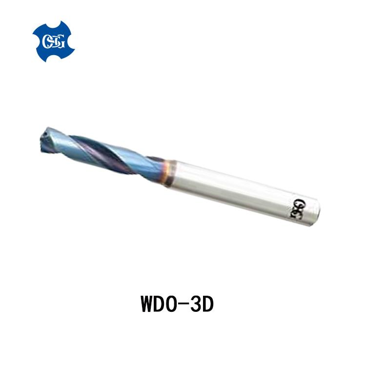 供应OSG/欧士机硬质合金内冷油孔钻头 WDO-3D/5D