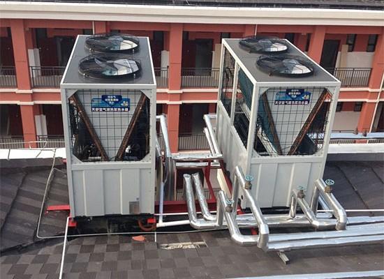 广西空气源热泵 酒店热泵 商用热泵机组