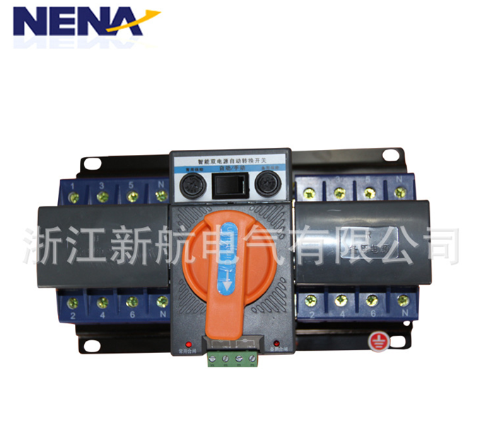 xhr1系列软起动器隔离双电源自动转换开关自耦